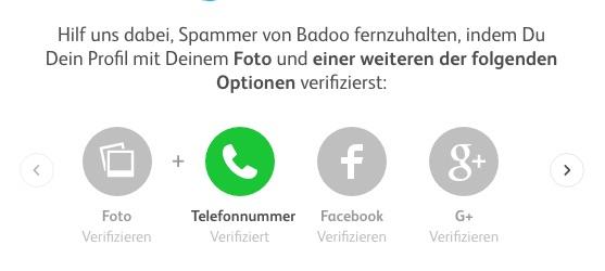 Chat limit umgehen badoo 5 Badoo